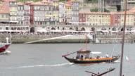 Porto barco turistas