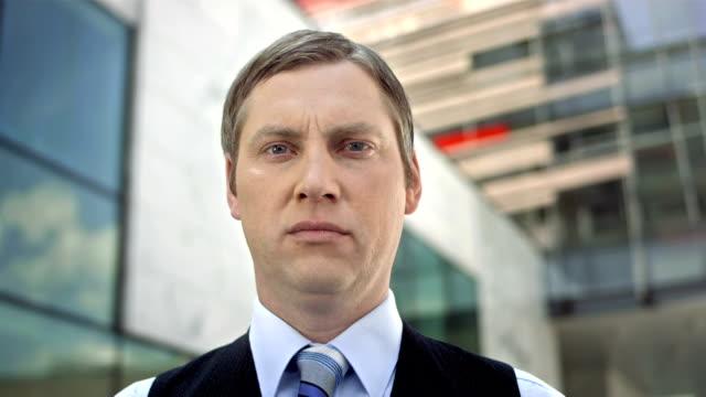 HD: Portrait Of A Businessman