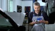 Portrait Of A Mechanic