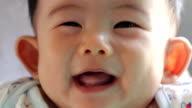 Porträt von einem niedlichen Babys – Jungen