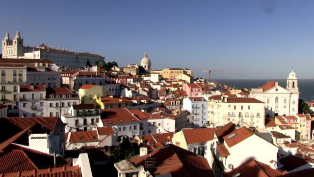 Portugal, Lisbon, Alfama neighborhood