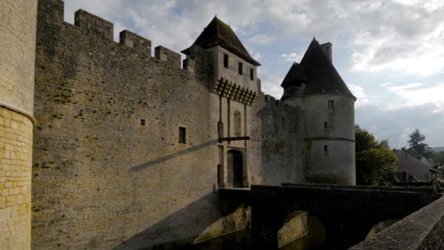 Posanges castle, Bourgogne region, France