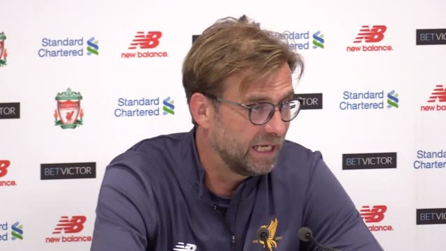 Postmatch press conference with Liverpool manager Jurgen Klopp following their 30 victory over Middlesbrough Jurgen Klopp heaps praise on his...