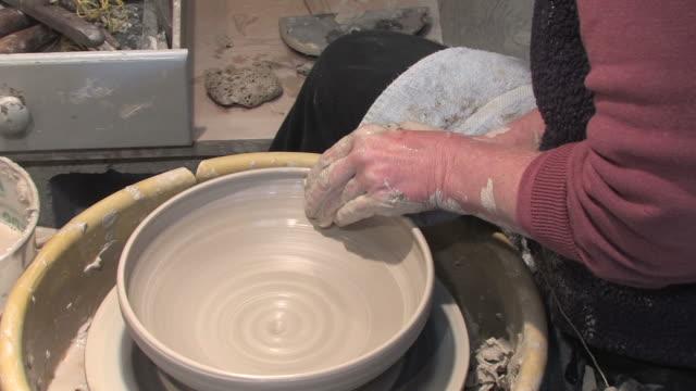 Potters Wheel - Large Bowl 2