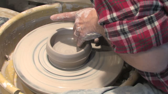 Potters Wheel - Small Bowl