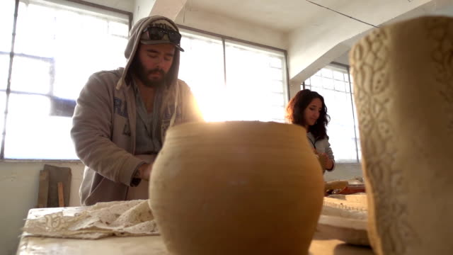 Pottery and Artists