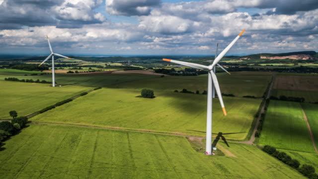 AERIAL: Power Generating Windmills