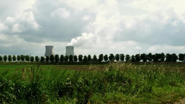 Power plant on the horizon (1080p)