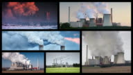 Power Station Collage