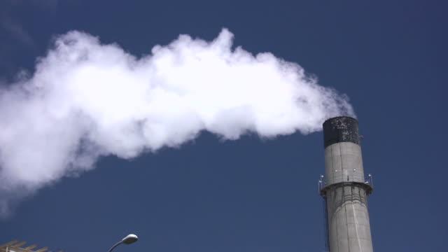 Power Station Smoke Stack