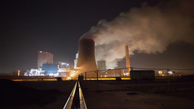 DOLLY TIMELAPSE: Power Station