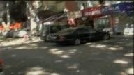 A powerful bomb explosion wounded at least 15 people in the center of the Turkish capital Ankara Tuesday Ankara Ankara Turkey