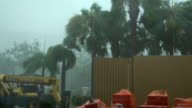 Powerful wind and rain lash Naples Florida as hurricane Irma makes landfall