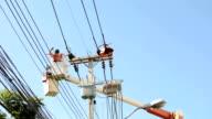powerline worker