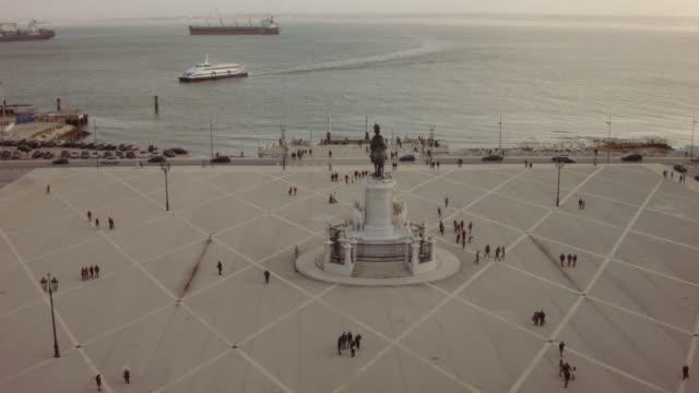 Praça do Comércio Square in Lisbon