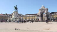 Praca do Comercio – Lisbon, Portugal