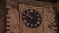 PragueClose view of clock in Old Town Square of Prague Czech Republic