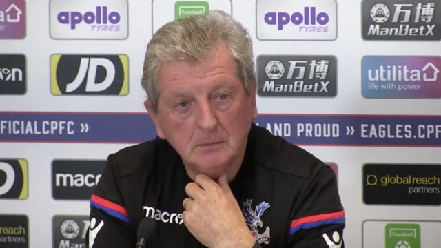 Pre match press conference with new Crystal Palace manager Roy Hodgson ahead of Saturday's game against Southampton