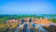 Preah Vihear temple in the ancient city