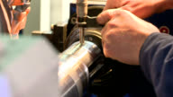 Precision metalwork