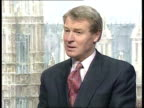 PreGeneral Election sparring ITN CMS Paddy Ashdown MP intvwd SOF Most people know this is a sham argument with bogus statistics/ party ldrs should...