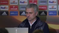 Prematch press conference with Manchester United manager Jose Mourinho as his side take on Premier League leaders Chelsea at Old Trafford The former...