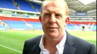 Bolton Wanderers training Megson interview SOT Talks about diffiuclty of facing Stoke City in first game as newly promoted teams are full of...