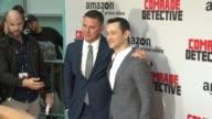 CHYRON Premiere Of Amazon's 'Comrade Detective' in Los Angeles CA