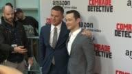 CLEAN Premiere Of Amazon's 'Comrade Detective' in Los Angeles CA