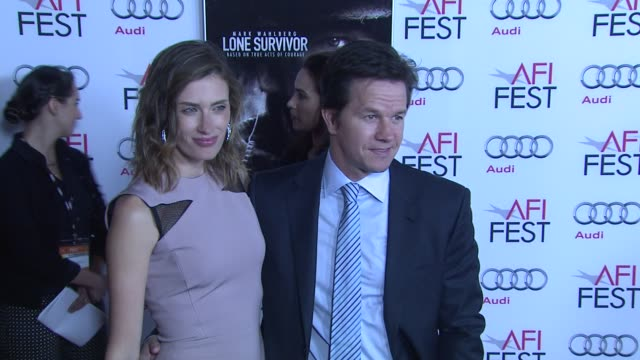 Premiere Of 'Lone Survivor' in Hollywood CA on