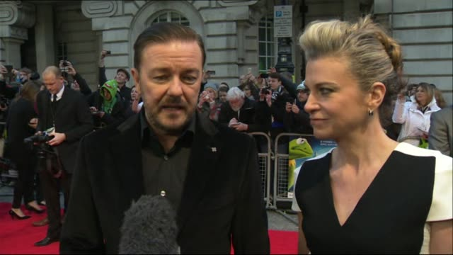 UK Premiere of 'Muppets Most Wanted'