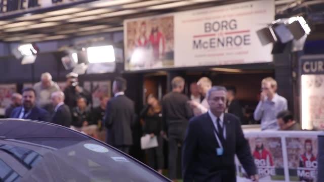 Premiere of the film Borg McEnroe featuring interviews with actor Stellan Skarsgård director Janus Metz Pedersen and actor Sverrir Gudnason The film...
