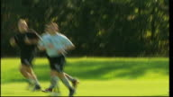 Premiership League matches Tottenham Hotspur training Players jogging along / Paul Robinson / Radek Cerny / Robinson / Robinson and Cerny training /...