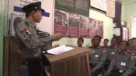 Preparations are in full swing for historic elections due to take place in Myanmar on the 8th November