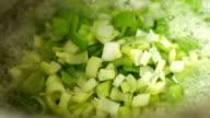 Preparing and cooking food - montage