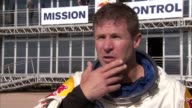 CLEAN Preparing for his attempt to become the first person to break the speed of sound in freefall Felix Baumgartner made a successful test jump on...