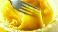 Omelett zubereiten: HD-Zeitlupe