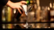 Preparing the cocktail
