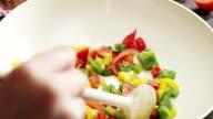 Preparing Vegetables