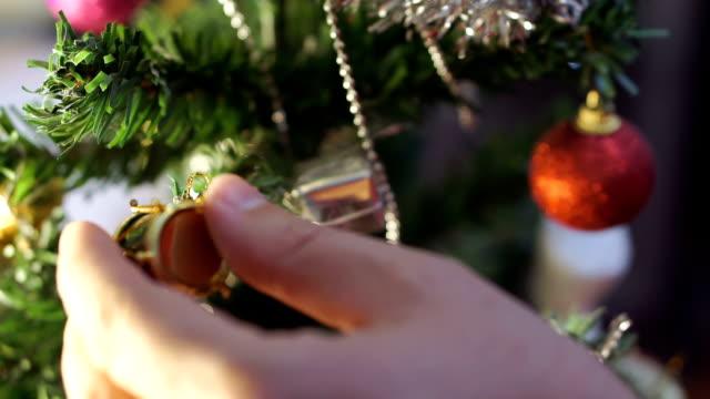 Preperation for christmas celebration