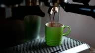 Prepping the perfect double espresso