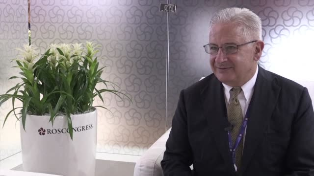 President and CEO of the American Chamber of Commerce in Russia Alexis Rodzianko says Russian buyers who are interested in American products and...