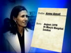 President Assad of Syria visit profile of wife Asma GRAPHIC Asma Assad profile