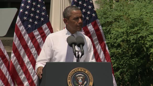 US President Barack Obama addresses the prospects for the approval of the Keystone pipeline Obama comments on Keystone at Dahlgren Chapel courtyard...