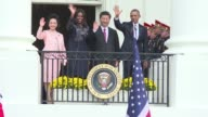 US President Barack Obama rolls out the red carpet for his Chinese counterpart Xi Jinping at the White House as the two superpowers seek to ease...