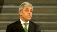 Day 2 Speech at Westminster John Bercow MP speech SOT History is more than the path left by the past it influences the present and can shape the...