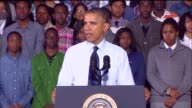 President Barack Obama Visits Pathways in Technology Early College High School in Brooklyn President Obama on Opportunities for Immigrants at...