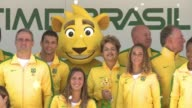 President Dilma Rousseff said Brazil will be the winner of the Rio 2016 Olympic Games during the presentation Tuesday of the national teams mascot...