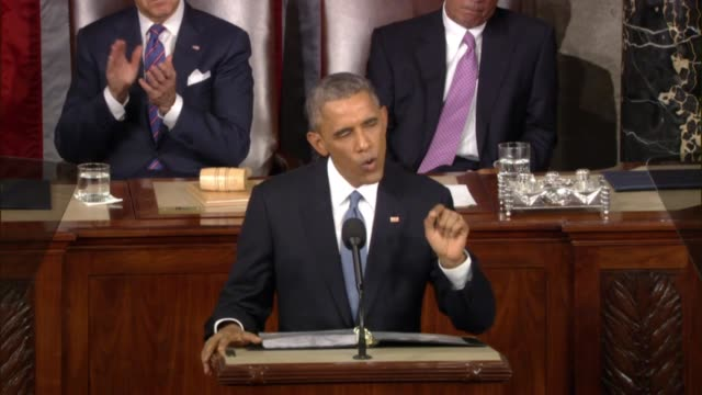 President Obama offers at January 2015 State of the Union address 'I still believe that we are one people'