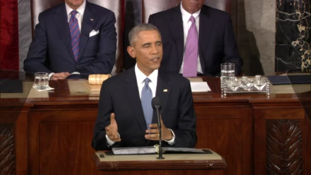 President Obama takes State of the Union to lay out budget program policy set he calls 'Middle Class Economics'